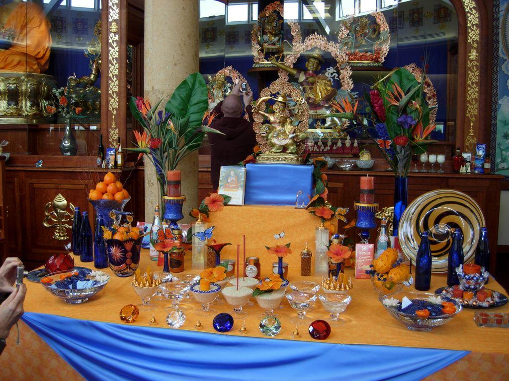 ในงานเทศกาลนานาชาติกะดัมปะ ที่เกล็น สเป เมืองนิวยอร์ก