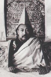 พระปันเชน รินโปเช ชกยี นิมา เกเล็ก นัมเกล องค์ที่ 9