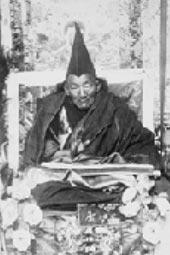 พระเซอก็อง รินโปเช ( 2 ชาติที่แล้ว )
