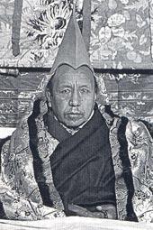 พระตักทรา รินโปเช (ผู้สำเร็จราชการองค์ที่ผ่านมาของทิเบต)
