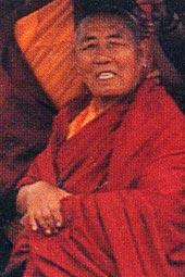 พระกูรูเดวา รินโปเช แห่งเดรปง โกมัง