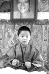 พระเกเช เทนดาร์ รินโปเช แห่งกาเดน ชาร์เซ (องค์ปัจจุบัน)