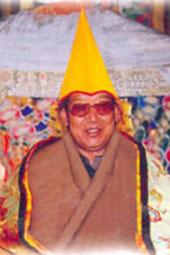 พระพะพาลา เทนซิน จิกเม เกเลก รังเจ รินโปเช