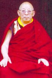 พระชัมโด จัมปาลิง เจซุน จัมปา โชเจ เปลซังโป รินโปเช