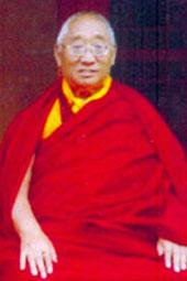 พระชัมโด จัมปาลิง เจทซุน จัมยัง เคจก จัมปา กัสโซ รินโปเช