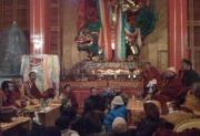 Grand prayer festival at Kham's Dorje Shugden Monastery