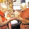 Gangchen Rinpoche receives appreciation award