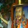 Dorje Shugden in Denma Gonsa Rinopche's Monastery (in Tibetan & Chinese)