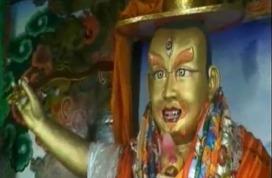 พระดอร์เจ ชุกเด็น ที่วัดเด็นมา กอนซ่า<br>รินโปเช  ( วีดีโอ 2ชุด ในภาษาทิเบต<br>และภาษาจีน)
