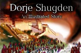 Illustrated Story of Dorje Shugden