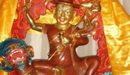 Statue of Dorje Shugden