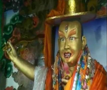 พระดอร์เจ ชุกเด็น ที่วัดเด็นมา กอนซ่า<br />รินโปเช  ( วีดีโอ 2ชุด ในภาษาทิเบต<br />และภาษาจีน)
