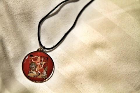 Dorje Shugden Pendant